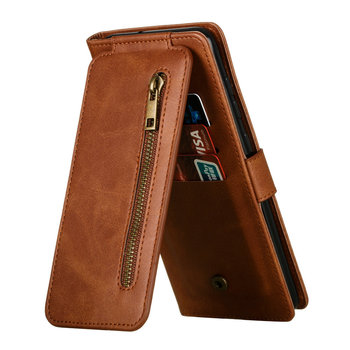 Multifunction Zipper Flip Etui for Samsung A51 Case A 21 S A50 A70 A10 31 Wallet Cover for Galaxy A71 A 51 71 A31 A21S M31 Coque
