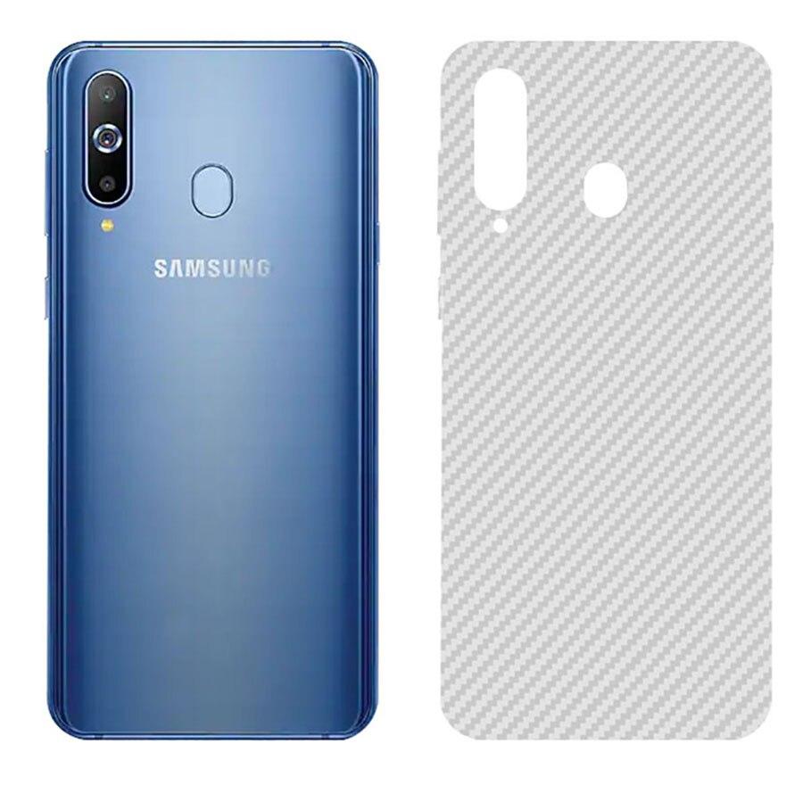 5Pcs/lot 3D Carbon Fiber Screen Protector For Samsung Galaxy A50 A 50 SM A40 A505FD SM-A305F Back Cover Protective Guard Film