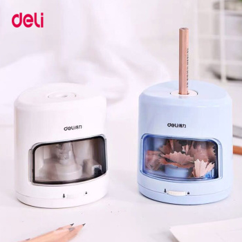 Deli 0502 Electric pencil sharpener Home Office School  mechanical pencil sharpener  Office school supplies deli stationery pencil sharpener office