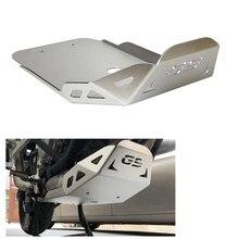 Moto Alt Şasi Motor Koruma Alt Kızak Plakası Sıçrama Koruması için F750GS F850GS GS750 GS850 F 750/850 GS 2018 2019