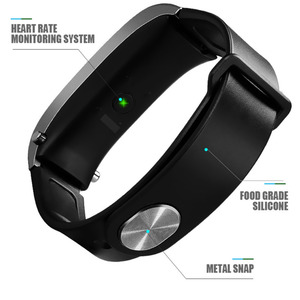 Image 3 - Y3 Bracelet Heart Rate Monitor Sports Smart Watch Band Passometer Fitness Tracker SmartWatch Bluetooth Headset Talk 2 In 1 1yw