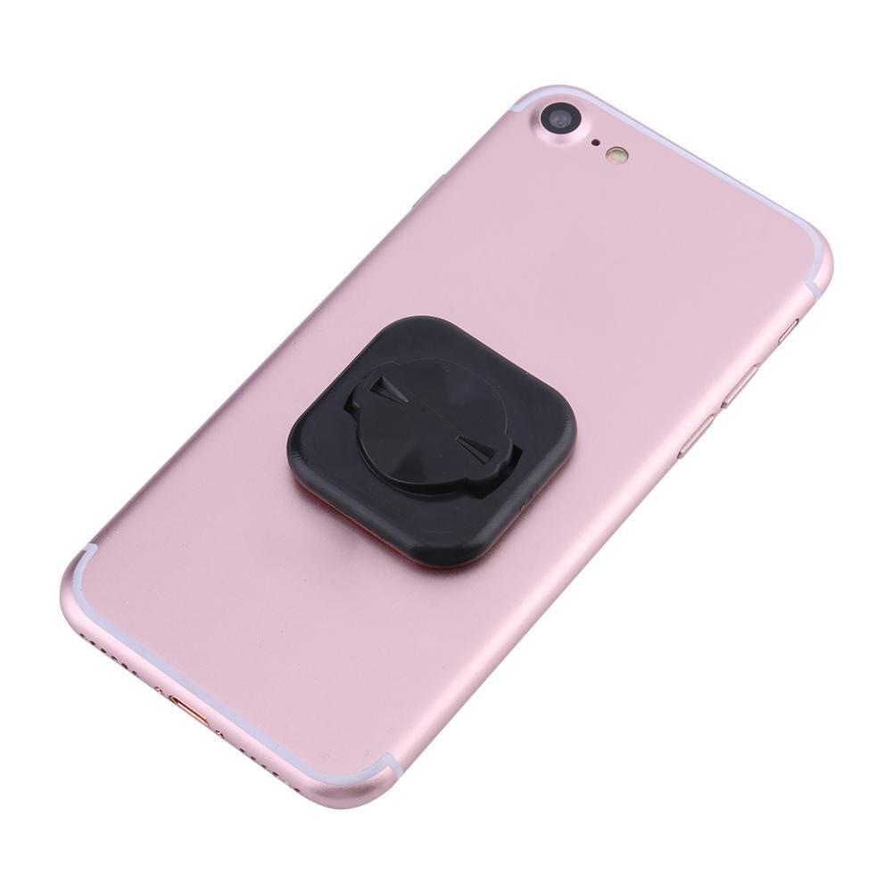 Bike Bicycle Phone Sticker Mount Phone Holder Back Button Paste for GARMIN #Z