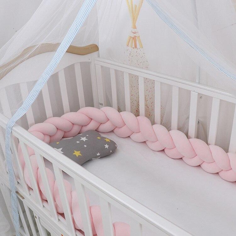 3 m bebê amortecedor cama tecelagem de