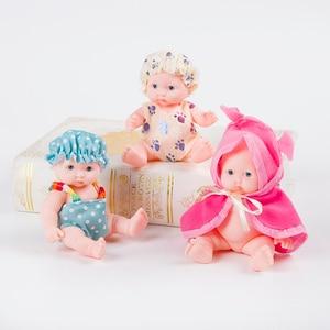 Image 5 - Lolตุ๊กตาของเล่นสำหรับทารกRebornซิลิโคนRebornตุ๊กตาMade To Moveตุ๊กตาจริงทารกแรกเกิดประกอบตุ๊กตา3Dตาลูก