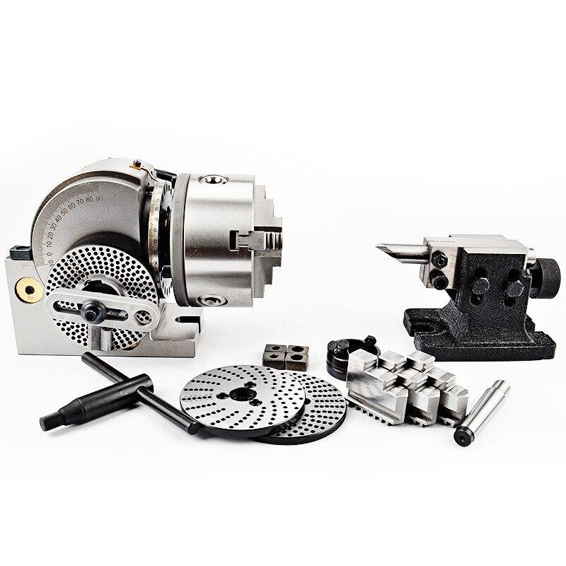 Fräsen maschine indizierung kopf BS-0-4 zoll vertikale CNC fräsmaschine CNC indizierung kopf vertikale