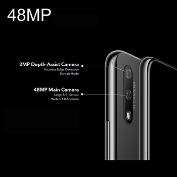 Honor 9X 4GB 128GB Smartphone Global Version 48MP dual caemra Mobile Phone 4000mAh Battery 6.59inch 2