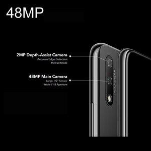 Image 2 - Honor 9X 4 Гб 128 Гб Смартфон глобальная версия 48MP dual caemra мобильный телефон аккумулятор 4000 мАч 6,59 дюйма