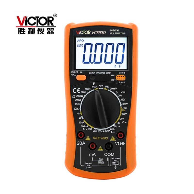 VICTOR-New-VC890D-VC890C-Professional-Digital-Multimeter-True-RMS-Multimeter-20mF-Capacitor-20A-Currents-Measurement-meter (1)
