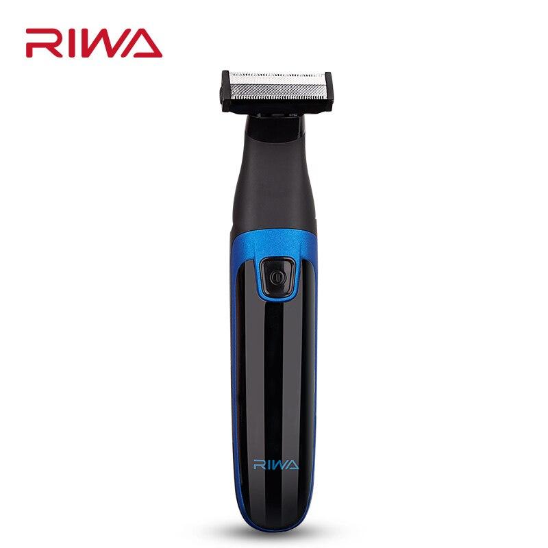 Rasoio degli uomini RIWA GWE-359 con funzione di ricarica