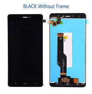 Image 4 - החלפת מסך עבור Xiaomi Redmi הערה 4X Note4 הגלובלי Snapdragon 625 תצוגת LCD & מסך מגע Digitizer מסגרת עצרת סט