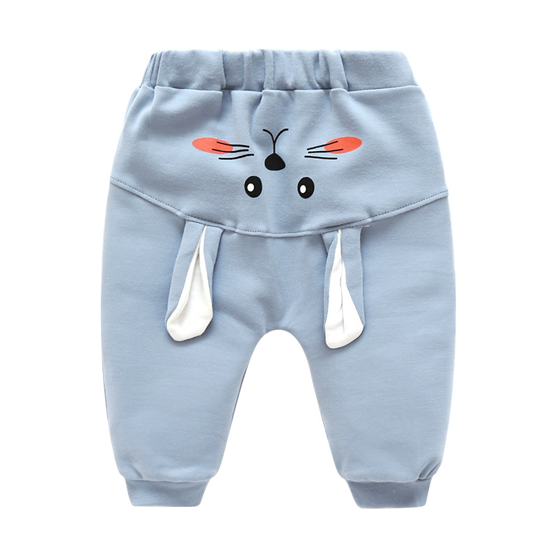 Casual Style Comfortable Autumn Spring Baby Boy Bottoms Baby Girl Warm Leging Baby  Leggings Baby Pant