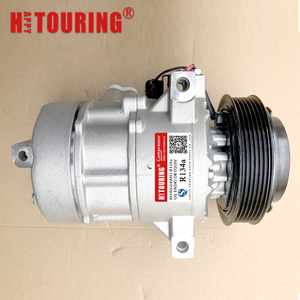 Image 2 - For DVE16 ac compressor hyundai Tucson 2.0 ix35 Kia Sportage 2010 CM108168 977012S000 97701 2S000