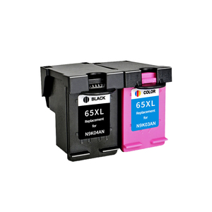 Image 5 - YLC 65XL Ink Cartridge Replacement for hp 65 xl hp65 for hp DeskJet3720 3722 3755 3730 3758 Envy 5010 5020 5030 5232 2652