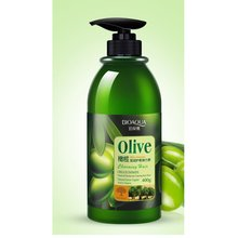 400ml Olive pliant and nourishing hair conditioner Dry Hair Frizz Special Disposable Conditioner Hair Product