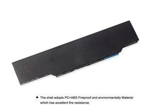 Image 3 - KingSener FPCBP250 Battery For FUJITSU LifeBook A530 A531 PH521 AH530 AH531 LH701 LH520 LH522 FMVNBP186 FMVNBP189 CP477891 01