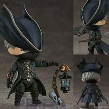 10cm Q version Bloodborne Hunter Ludwig action figure toys Christmas gift