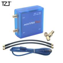 TZT VNA 1M-3GHz Vector Network Analyzer Kit miniVNA Tiny VHF/UHF/NFC/RFID RF Antenna Analyzer VNA Signal Generator SWR/S(China)