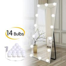 Hollywood DIY LED Vanity Lights Strip Kit with 14 Dimmable
