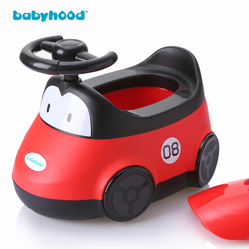 Babyhood Toilet For Kids Men And Women Baby Toilet Chamber Pot Baby Toilet Small Cars Bh-116