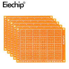 10 Pcs/lot 5X7 Cm Single Side Prototipe Kertas Papan PCB 5*7 Cm Universal Papan Sirkuit Cetak 50X70 Mm DIY Elektronik Plat Tembaga(China)