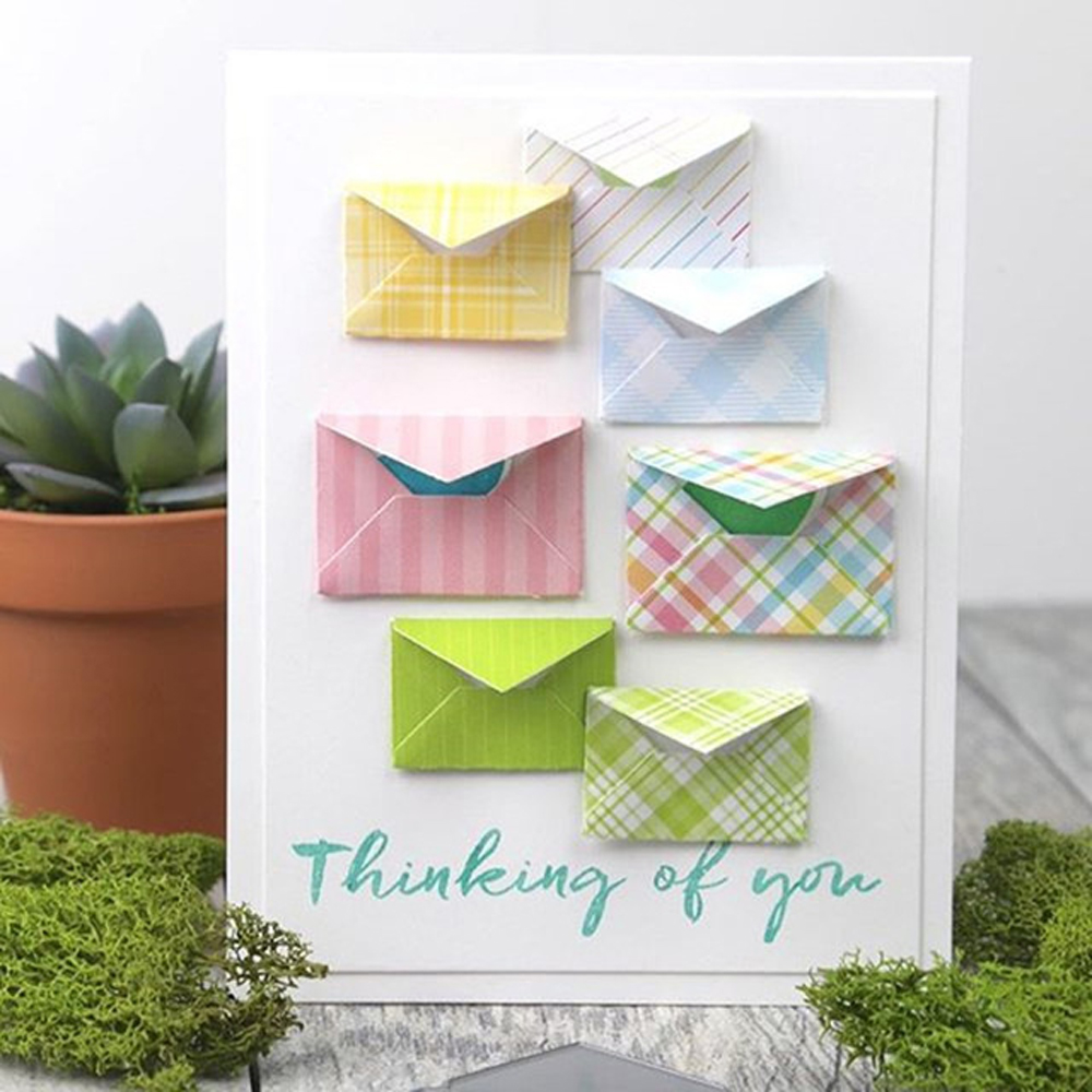 Pop up Envelope Metal Die Cuts Cutting Dies For DIY Scrapbooking Embossing Paper Cards Making Decorative Craft Supplies New