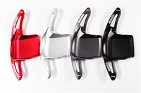 3-D Curve Style Reflectal Steering wheel Gear Shift paddles Fit For BMW 6-Series Z4