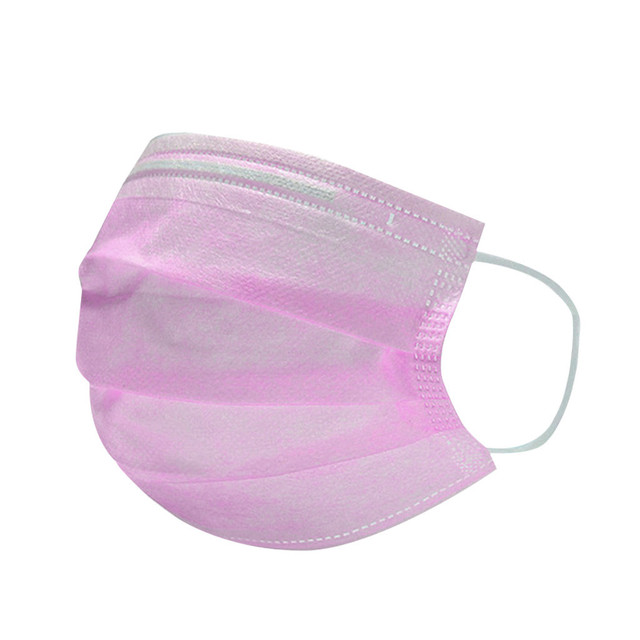 Mask non-woven fabric dust mask thickened mask dust filter mesh mask anti-pollution mask neutral protective fabric 3