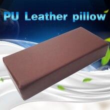 Водонепроницаемая подушка из искусственной кожи массажная настольная