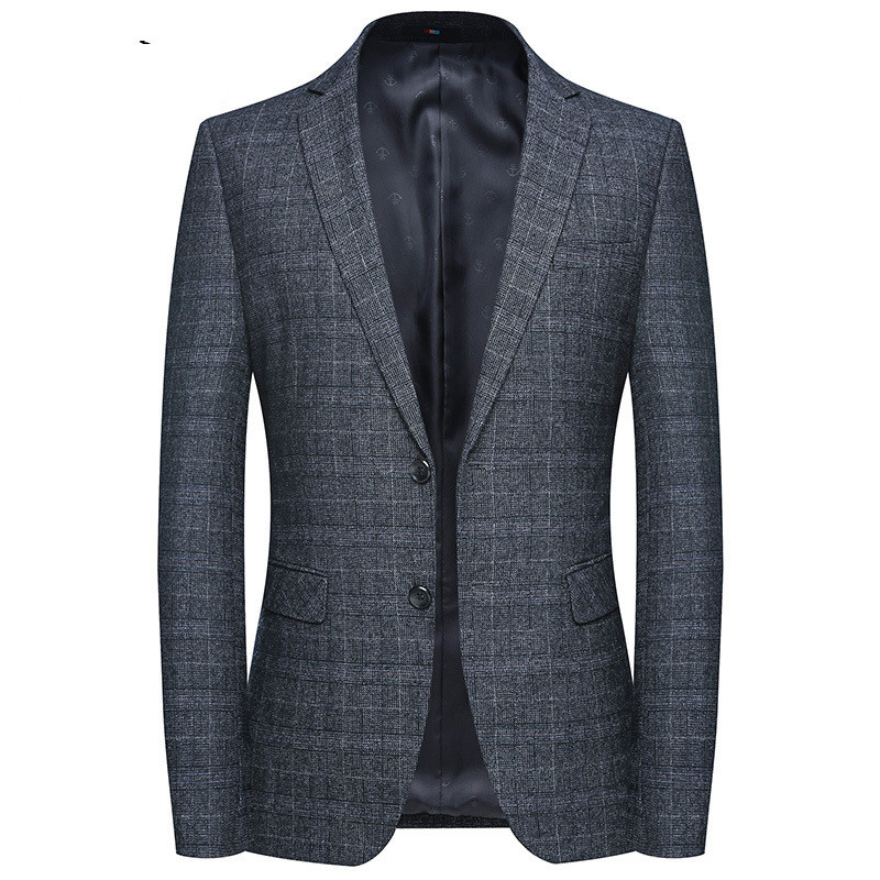 Spring And Autumn New Men's Leisure Suit Small Suit Men's Korean Version Of Self-repair Business Leisure Suit