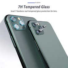 5pcs Back Camera Lens Screen Protector For iPhone 11 Film Tempered Glass Film For iPhone 11 Pro Max Ring Screen Protector(China)