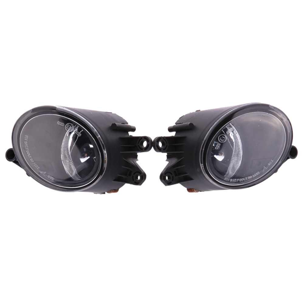 For Audi A4 B6 RS4 2001 2002 2003 2004 2005 Car-Styling Halogen Front Fog Light Fog Lamp With Bulbs
