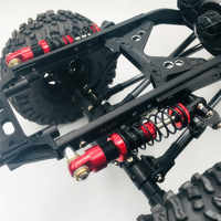 Professional Cantilever Beam Suspension Shock Absorber for 1/10 SCX10-ll 90046 Traxxas TRX4 RC Crawler Car Parts