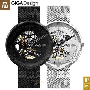 Image 1 - Оригинальные механические наручные часы Youpin CIGA MY Series, мужские и женские механические часы с золотой премией iF Design H28