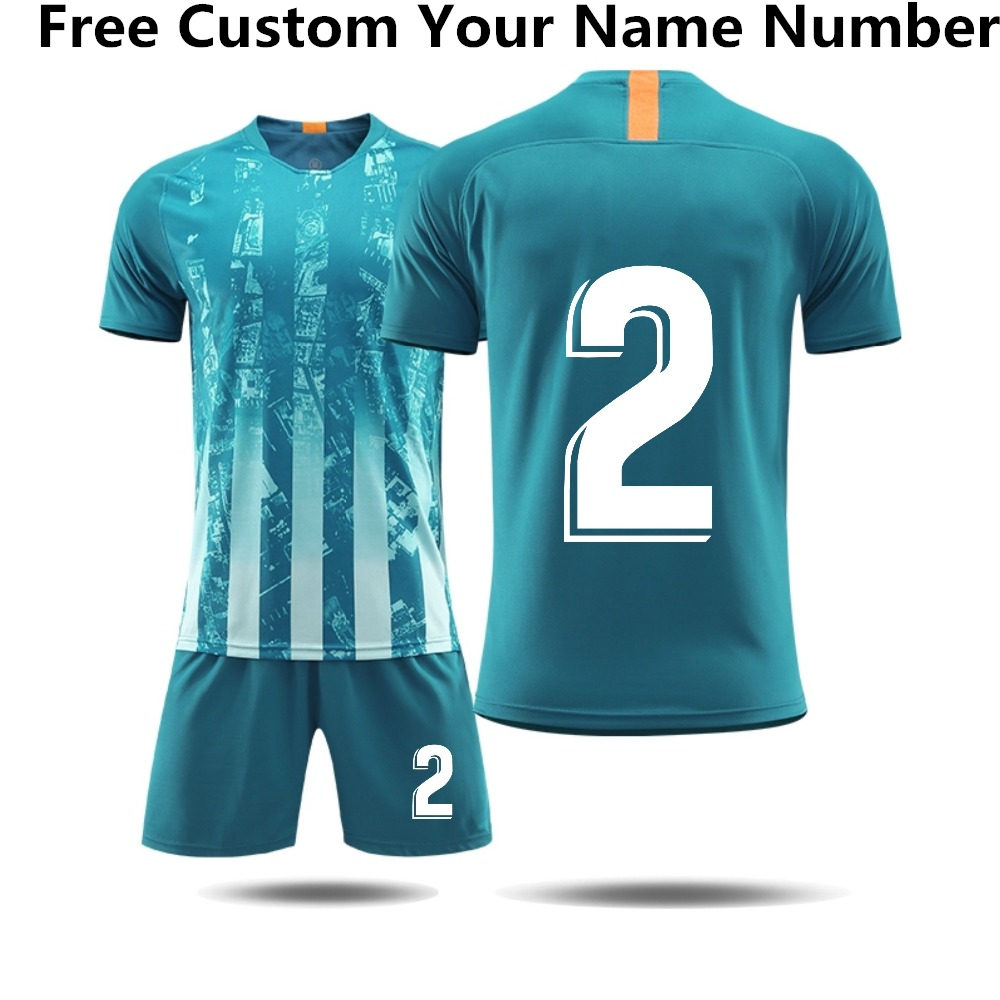France coupe du monde 2018 enfants n-13 T-shirt Navy maillot football