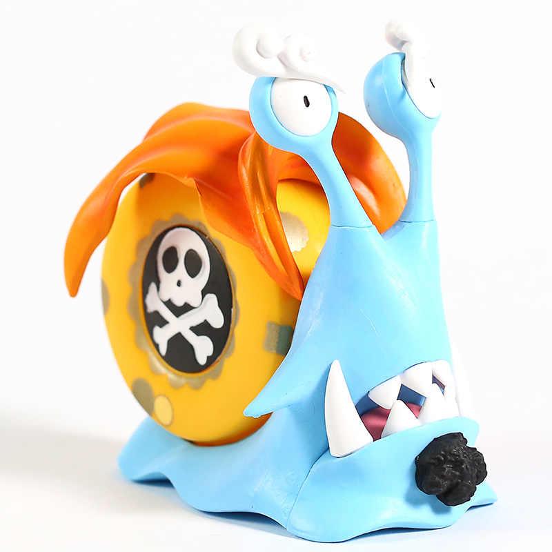 חתיכה אחת מושי דן דן Jinbe דגם PVC איור אסיפה צלמית צעצוע Brinquedo