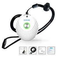 Persönliche Tragbare Luftreiniger Halskette Mini Tragbare Lufterfrischer Ionisator Negative Ionen Generator Geräuscharm für Familie