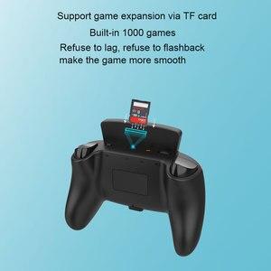 Image 3 - Przenośny 2.8 Cal Mini konsola do gier, ręczny 16 bit Emulator, wbudowany w 1000 gra wideo kieszeń MP5 graczy, Retro konsola gier wideo
