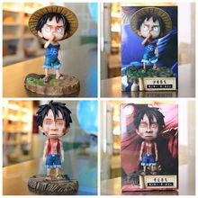 Anime One Piece Figure Toy Monkey D. Luffy Mini Figure Figurine Toy Model One Piece Figure Toy Collection In Box стоимость