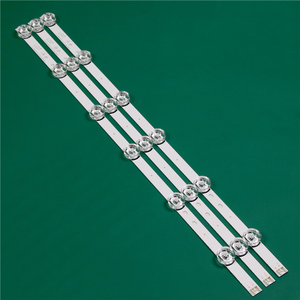 Image 5 - LED TV Illumination Part Replacement For LG 32LF5800 ZA 32LF565B SE 32LF570V LED Bar Backlight Strip Line Ruler DRT3.0 32 A B