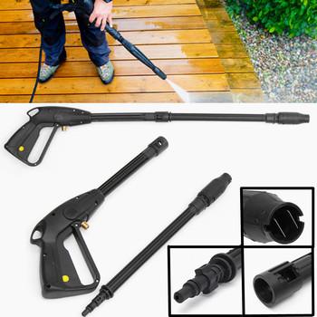 M14 regulowana myjka ciśnieniowa pistolety natryskowe dysza natryskowa lanca wodna myjka z dużą mocą Auto Auto urządzenia do oczyszczania ogrodu tanie i dobre opinie Auzan CN (pochodzenie) Miedzi Inżynieria Tworzyw Sztucznych