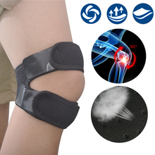 Newly Patellar Support Strap Knee Pain Relief Adjustable EVA for Running Cycling BFE88