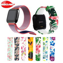 Smart Watch strap band for Fitbit Versa 2 Watch Replacement Accessories Bracelet Wristband for Fitbit Versa lite Watchband bands mijobs pc diamonds case cover for fitbit versa band screen protector watch shell smart watch accessories for fitbit versa lite
