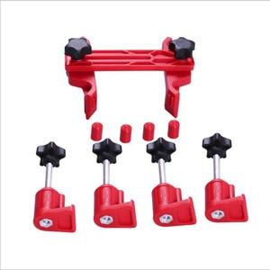 Image 1 - 5 Pcs Universal Cam Camshaft Lock Holder Car Engine Cam Timing Locking Tool Set Pulley Retainer Hotselling