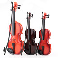 Engraçado eletrônico crianças violino brinquedo crianças jogar violino brinquedos musicais menina menino instrumentos de música para crianças música iniciante presente
