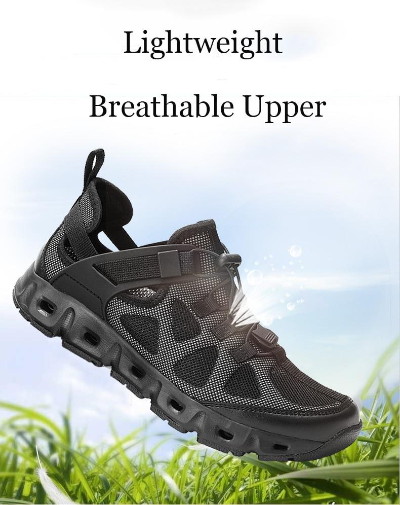 caminhadas sapatos de trekking homem
