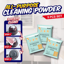 5PC/10PC Kitchen Cleaner Soda Powder Decontamination Baking Soda Powders Cleaning Deodorization Household Cleaning Toilet#G9(China)
