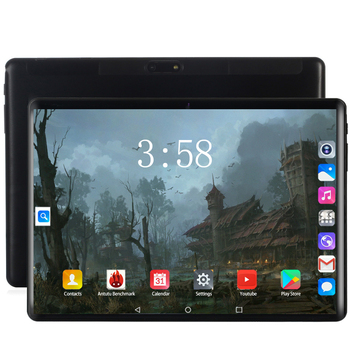 2020 128G Global Bluetooth Wifi Version Android 8.0 10 inch tablet Octa Core 6GB RAM 128GB ROM 2.5D Screen Tablet 10 kid tablet