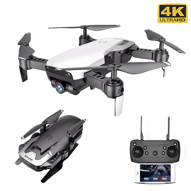 RC Drone 4K HD Camera Professional Aerial Photography Helicopter Foldable Real Time Transmission Quadcopter 1