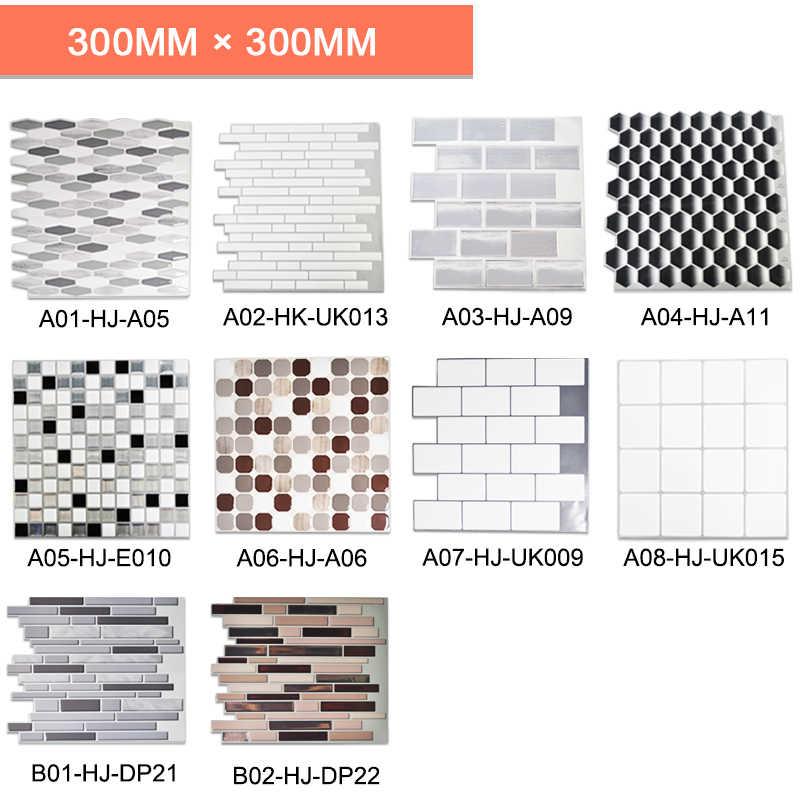 3D ผนังกระดาษอิฐหินอ่อนกระดาษกำแพงกันน้ำ 3D สำหรับห้องนอนเด็กห้องนั่งเล่นวอลล์เปเปอร์ DIY กระดาษกาว