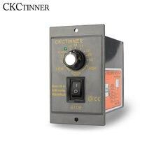 Ac 220v controlador de velocidade do motor regulador pontual para a frente & para trás 15/25/40/60/90/120/180/200/250/300/400w